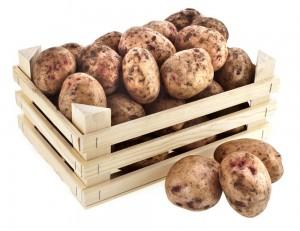Температура хранения картофеля.