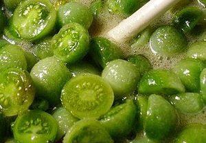 Варенье из зеленых помидор.