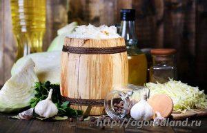 15 способов заготовки капусты на зиму.
