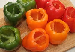 Рецепты консервирования фаршированных перцев.