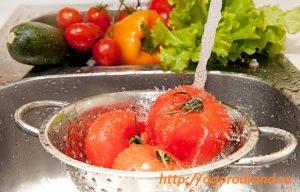 Учимся правильно подготавливать овощи, фрукты и ягоды к консервации.