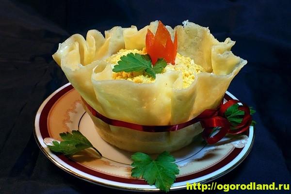 Как сделать тарталетки из сыра