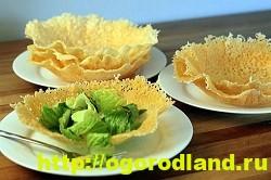 Сырные тарталетки с курицей и шампиньонами