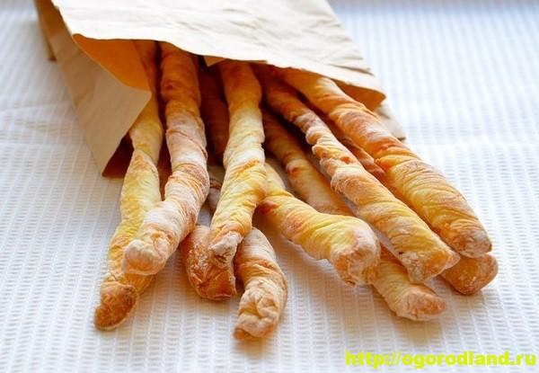 Сырные палочки из теста. Рецепт приготовления сырных палочек 1