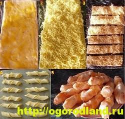Сырные палочки из теста. Рецепт приготовления сырных палочек 2