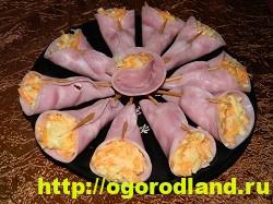 Холодные закуски. Фото и описание лучших праздничных закусок