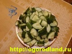 Салат «Греческий». Классический пошаговый рецепт с фото 3