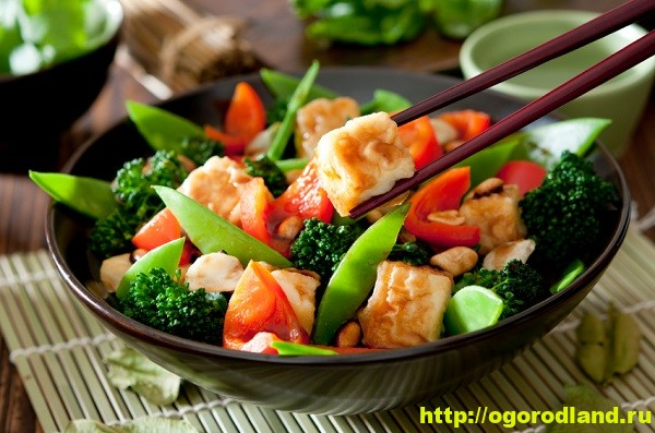 Польза вегетарианской диеты.