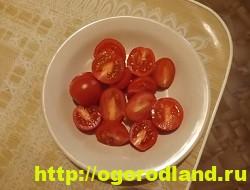 Салат «Греческий». Классический пошаговый рецепт с фото 2