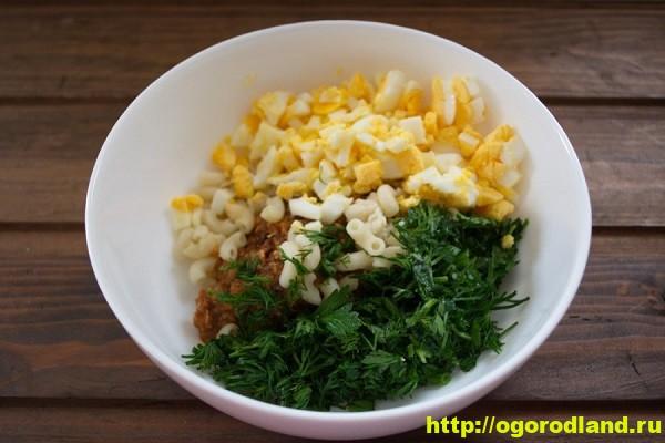 Салат с сайрой и сыром. Рецепт приготовления салата