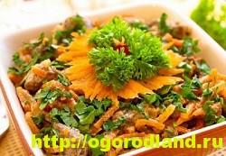 Салат «Обжорка». Семь рецептов приготовления салата