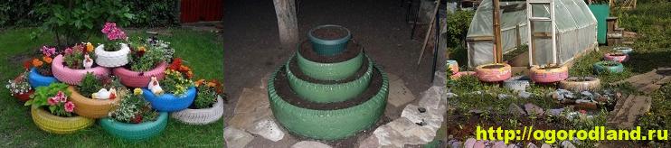 Декоративный огород. Как сделать вертикальные грядки 4