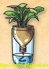 Декоративный огород. Как сделать вертикальные грядки 10