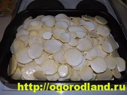 Картошка с мясом в духовке по-капитански. Пошаговый рецепт 12