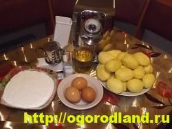Картофельные оладьи - драники. Рецепт приготовления драников