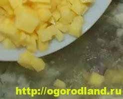 Как приготовить украинский борщ. Пошаговый рецепт с фото 16