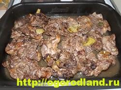 Картошка с мясом в духовке по-капитански. Пошаговый рецепт 7
