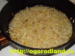 Куриная печень в сметане с гречкой. Рецепт приготовления 8