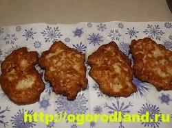 Котлеты куриные из рубленного филе 17