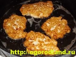 Котлеты куриные из рубленного филе