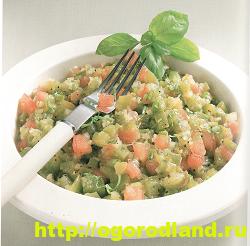 Овощные салаты. Салаты как в ресторане учимся готовить дома