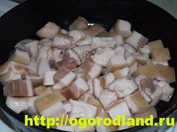 Картофель в духовке, запеченный кусочками 8