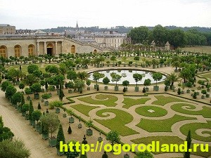 Французский стиль. Изысканный сад на вашем участке