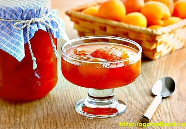 Варенье из абрикосов. Сладкие заготовки на зиму. Рецепты