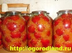 Зеленые помидоры на зиму. Рецепты консервирования 6