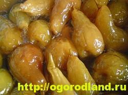 Варенье из груши на зиму. Подборка вкусных рецептов