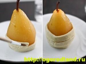 Домашняя выпечка с грушей. Подборка вкусных рецептов