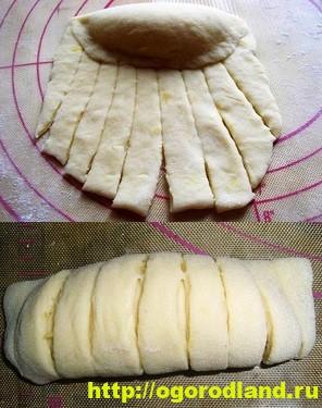 Домашняя кулинария. Рецепты выпечки со сливой 7