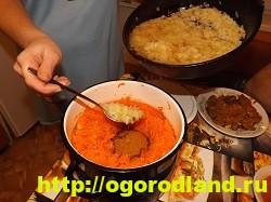 Морковь на зиму по-корейски. Пошаговый рецепт с фото 21