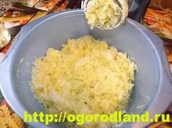 Оладьи из кабачков по-домашнему. Пошаговый рецепт с фото