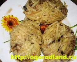 Вкусные блюда из баклажанов. 11 вкуснейших рецептов вторых блюд 8