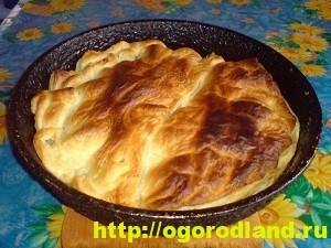 Пирог с баклажаном. Четыре простых и вкусных рецепта выпечки 4