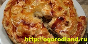 Пирог с баклажаном. Четыре простых и вкусных рецепта выпечки 3