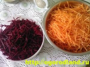 Салаты с морковью на зиму рецепты пошагово 39