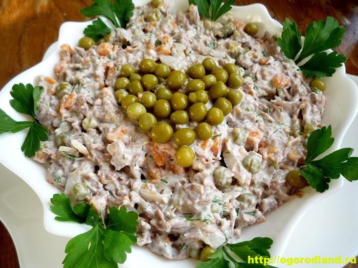 Недорогие и вкусные домашние салаты на скорую руку. Рецепты