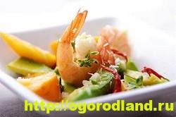 Салаты с крабовыми палочками. Рецепты праздничных салатов 18