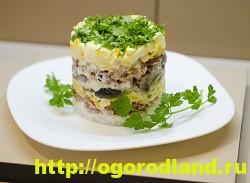 Салаты с курицей. Рецепты вкусных салатов на праздник 8