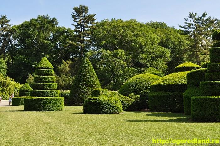 Сказочные сады Дюпона