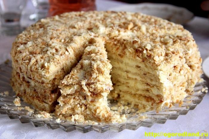 Рецепты тортов. Домашние тортики своими руками 3