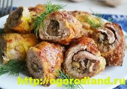 Блюда из свинины. Подборка праздничных рецептов 13