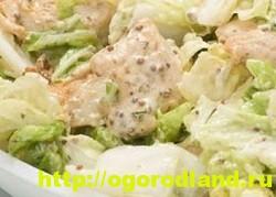 Готовим салаты с курицей. Подборка рецептов вкусных салатов 14