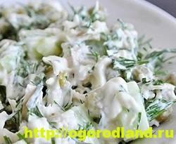 Готовим салаты с курицей. Подборка рецептов вкусных салатов 7