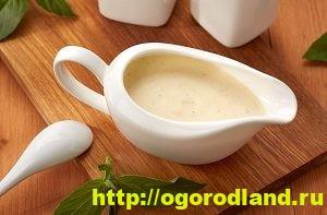 Соусы. Рецепты приготовления соусов для мясных и рыбных блюд 3