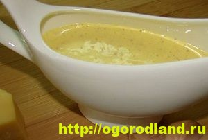 Соусы. Рецепты приготовления соусов для мясных и рыбных блюд 6