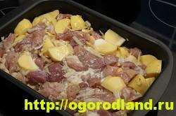 Блюда из жирной свинины
