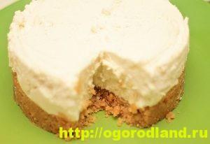 Домашние тортики и десерты без выпечки. 12 вкусных рецептов 6